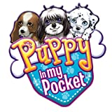 Puppy In My Pocket Series 2 - 10 Different Figures - Randomly packed