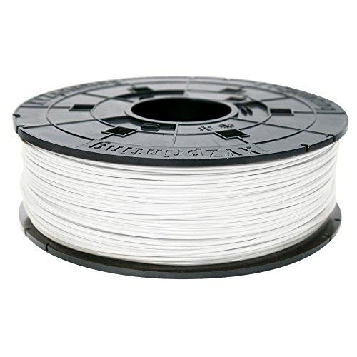 xyzprinting-rfplcxeu0ck-pearl-white-pla-filament-cartridge-600-g