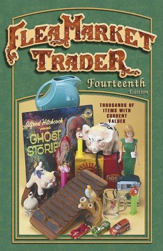 Flea Market Trader, Sharon Huxford, Bob Huxford