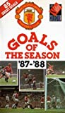 Video - Man.Utd-Goals/Season 87/88 [VHS]