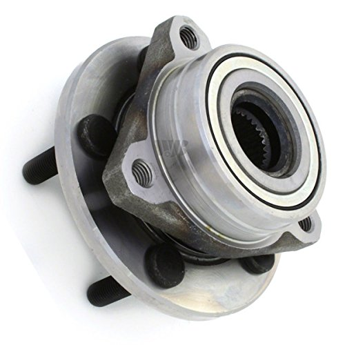 WJB WA513100 - Front Wheel Hub Bearing Assembly - Cross Reference: Timken 513100 / Moog 513100 / SKF BR930179 (Ford Taurus Wheels compare prices)