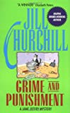 Grime and Punishment (A Jane Jeffry Mystery)