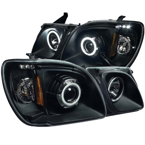 Lamin-x B210-1C Charcoal Tail Light Film Covers B210C