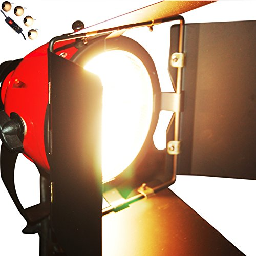 photo-studio-video-redhead-red-head-light-lamp-continuous-lighting-kit-dimmer-built-in-earthed