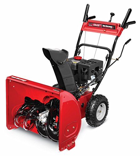 Yard Machines 208cc 4-Cycle Two-Stage Snow Thrower (Mtd Gas Snow Blower compare prices)