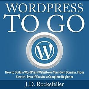 WordPress to Go Audiobook