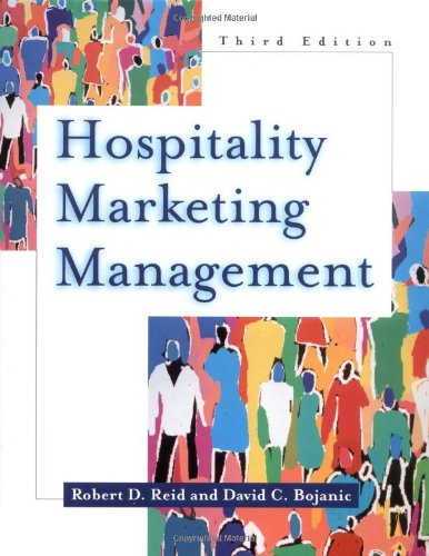 Hospitality Marketing Management, 3rd Edition