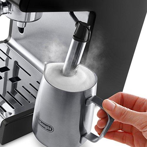 DeLonghi-ECP3420-15-Bar-Pump-Espresso-and-Cappuccino-Machine-Black