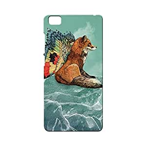BLUEDIO Designer Printed Back case cover for Coolpad Note 3 - G1791