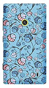 TrilMil Printed Designer Mobile Case Back Cover For NOKIA LUMIA 520 / NOKIA LUMIA 525