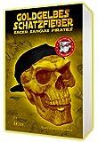 Sacer Sanguis Pirates - Goldgelbes Schatzfieber
