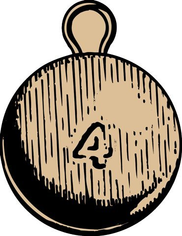 Do-It Cannon Ball Sinker Mold - 4, 5, & 6 Oz