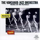 The Vanguard Jazz Orchestra : Lickety Split