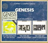 Genesis Selling England By The Pound / The Lamb Lies Down On Broadway [3 Picture CD Box]