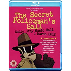 Secret Policeman's Ball 2012 [Blu-ray]
