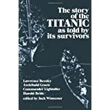 "The Story of the ""Titanic"" as Told by Its Survivors (Dover Maritime)by J. Winocour"