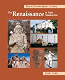 img - for The Renaissance & Early Modern Era 1454-1600 (Great Events from History) book / textbook / text book