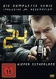 24 - Die komplette Serie (inkl. 24: Redemption) [49 DVDs]