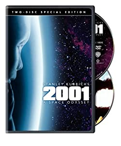 NEW 2001: A Space Odyssey (DVD)