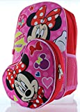 Disney Minnie Mouse 15 Backpack with Lunch Bag