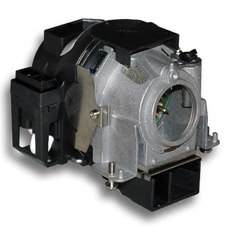Eurolamps Ampoule pour projecteur NEC 50031755 NP02LP/NP40, NP40 NP40G, NP50, NP50, NP50G avec ampoule d'origine.