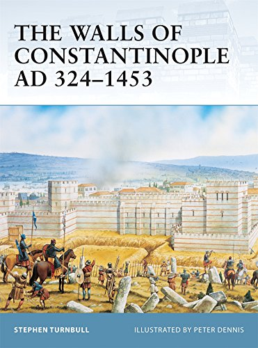 The Walls of Constantinople AD 324-1453 (Fortress) PDF