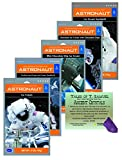 Astronaut Ice Cream Neapolitan, Mint, Cookies & Cream, Sandwich and Chocolate Chip Freeze Dried Food