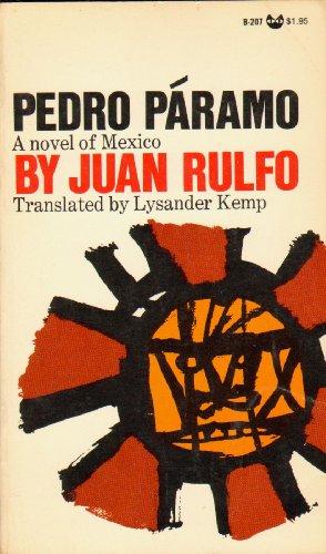 Pedro Paramo (Black Cat Books)