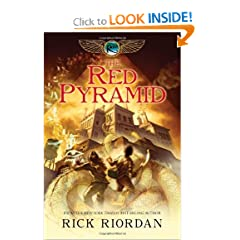 The Red Pyramid, The Kane Chronicles 1