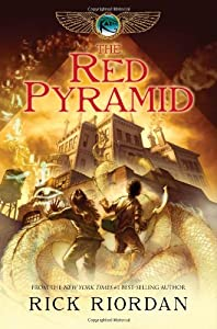 Cover of &quot;The Red Pyramid (The Kane Chron...