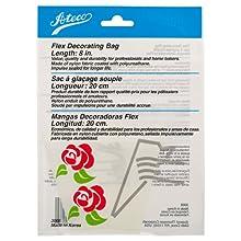 Ateco 3008 8-Inch Flex Pastry Bag