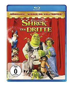 Shrek 3 - Shrek der Dritte [Edizione: Germania]