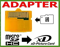 Micro SD//SDHC TF TO XD Picture Card Adapter (TF-XD)