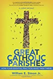 img - for Great Catholic Parishes: A Living Mosiac book / textbook / text book