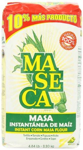 Instant Corn Masa Mix,4.84 LB (Corn Tortillas Mix compare prices)