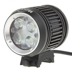 Magicshine Mj-872 Waterproof 4-cree Xp-g 4-mode 1600-lumen Led Bike Light Bicycle Lamp With Battery Pack Set