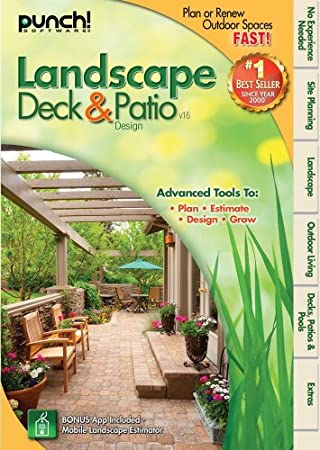 Punch! Landscape Deck & Patio NexGen3 [Download]