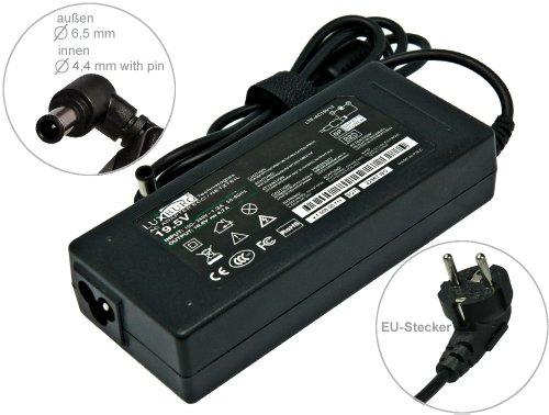 Originale Luxburg Alimentatore AC Adapter per Notebook Carica Batterie per Sony VAIO VGN-NR21S NR21Z NR31Z /W /T /S. Con cavo di alimentazione a norma europea.
