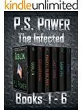 The Infected Books 1-6