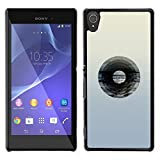 A type Colorful Printed Hard Protective Back Case Cover Shell Skin for Sony Xperia T3 Vinyl Record Music Minimalist Artistic Music