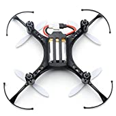 JJRC H8 Mini Headless Mode 2.4G 4CH 6 Axis RC Quadcopter RTF Mode2-Black