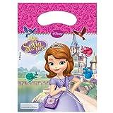 6 Sacs butins Princesse