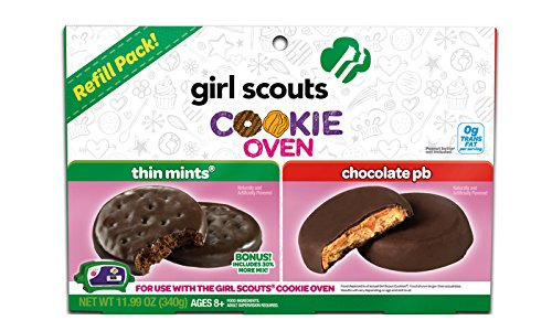 Girl-Scout-Cookie-Oven-Deluxe-Refill-Kit-Thin-Mints-and-Chocolate-PB