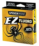 Spiderwire EZ Fluorocarbon Fishing Line, 15-Pound Test, 200-Yard Spool, Clear