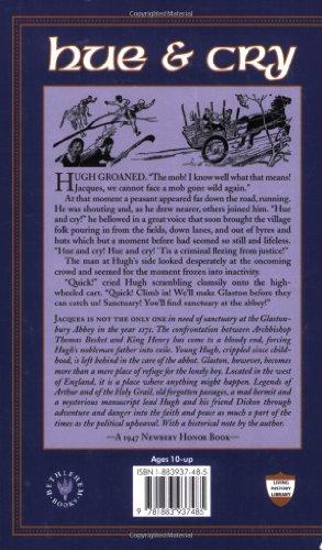 The Hidden Treasure of Glaston (Living History Library)