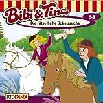 Die rätselhafte Schatzsuche (Bibi und Tina 58)   Markus Dittrich