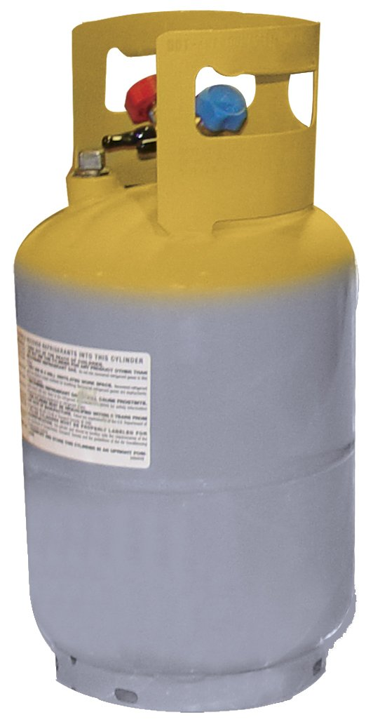 Amazon.com: Mastercool (62010) Gray/Yellow Refrigerant Recovery ...