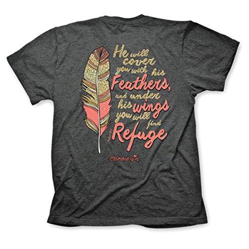 Cherished Feathers T-Shirt (Small)