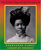 African American Women Knowledge Cards™ (0764910574) by Pomegranate