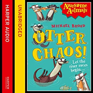 Otter Chaos | [Michael Broad]
